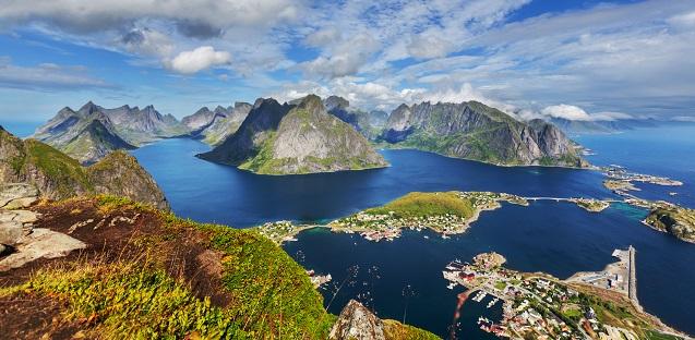 transport noorwegen